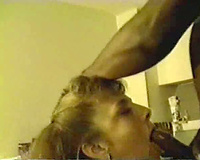 Sucking and ass drilling
