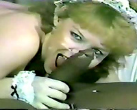 french maid oral-sex