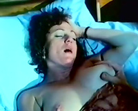 Retro porn compilation with 2 lesbians and breasty wench