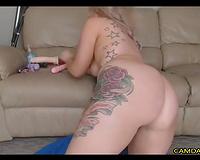 My Big Ass Beautiful Girl Caught On Tape