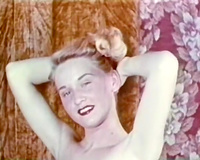 Retro erotic scenes compilation with 2 hawt sweethearts