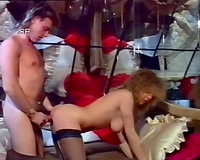 Slutty chick with her hot booty loved to ride a big cock