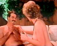 Retro porn compilation with classic fuck and FFM sex scene
