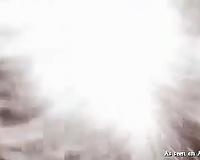 Blindfolded French milf sweetheart filmed on webcam during sex