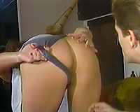 This is how lascivious people from the 80's tried BDSM