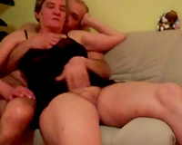 Big bottomed lustful BBC slut lets my ally tickle her mature fur pie