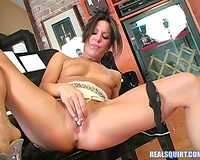 Skinny doxy with petite love melons not at any time acquires sufficiently of her pussy
