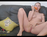 She Is A Heavy Squirter