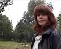 Strange euro mother I'd like to fuck acquires enticed so simple by pickup slavemaster