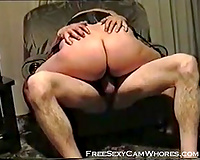 My torrid girl has got a generous wazoo and that babe likes fucking on camera