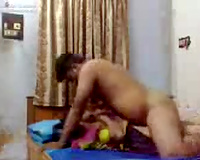 Submissive Indian cheating wife is precious at fellatio sex with her hubby