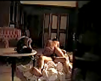 Spy movie of my bootylitious Latina neighbour cheating wife riding her hubby