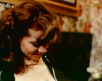 Retro porn compilation with lesbian babes sex and golden-haired pecker sucker