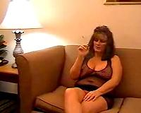 Hot milf smokin' sex
