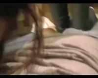 Karinne and Boyfriend Amat sex movie scene