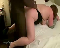 Loved this thick dark cock in me
