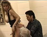 Stunning breasty classic white milf likes obscene sex