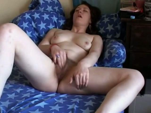 My Horny Fat Chubby Ex Girlfriend Masturbating Her Pussy