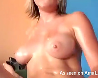 And now this babe lastly reached my juicy schlong for sex game on POV