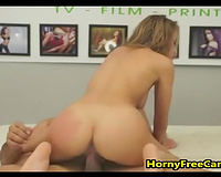 Her First Casting Couch Deep And Hard Fucking