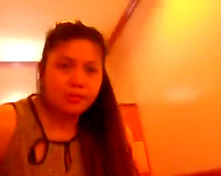 Dirty-minded all natural and usual looking Filipina gal is poked mish