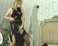 Vintage porn compilation with classical and lesbo sex scenes