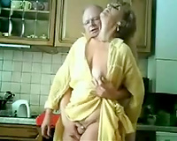 My breasty white bitch is so easily enticed for a nice morning fuck