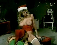 filthy and lustful wench with amazing tits receives shoved