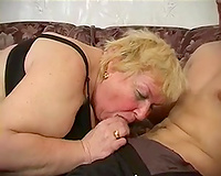 Big honeys need some loving likewise and this chubby aged whore likes to fuck