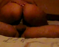 My spruce girlfriend just loves riding my cock in cowgirl position