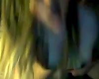 Hairy wench engulfing my schlong deepthroat in dilettante clip