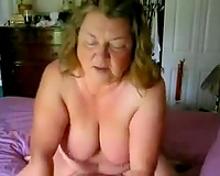 Plump BBW slutty wife can't live without getting eaten and riding my prick