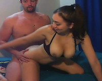 Wild Horny Couple Enjoy Oral and Hard Sex