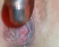 Double penetration session with sex toys for u to have a fun