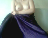 Just a real and hawt non-professional British web camera slutty wife exposed