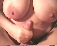 My perverted white women with biggest boobs knows how to give a good oral pleasure