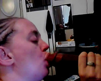 White milf seduces her youthful dark neighbour for steamy sex