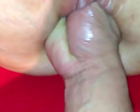 Mature woman getting fisted brutally in dilettante closeup clip
