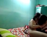 Busty and slutty Nepali legal age teenager craves to fuck her boyfriend