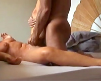 My hawt and hot fuck ally drills my love tunnel in missionary position