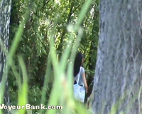 Adorable redhead white chick and her dark brown ally outdoors