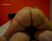 Mature dirty slut wife home sex bent over doggy style Latin non-professional porn