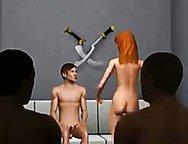 Cuckold Cartoons TheBet