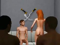 Cuckold Cartoons TheBet