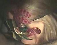Masked Blowjob