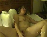 Wife with sextoy