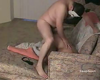 Guy copulates his milf