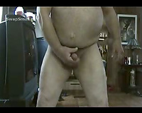 BLACK DILDO UP ASS