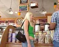 Coffee like her guys