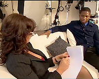 Interview with a Black Cock
